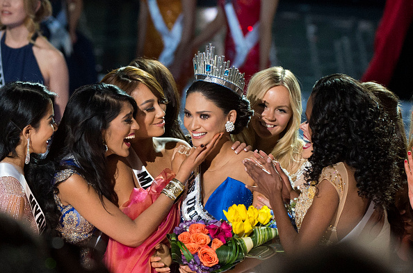 US-MISS UNIVERSE-2015